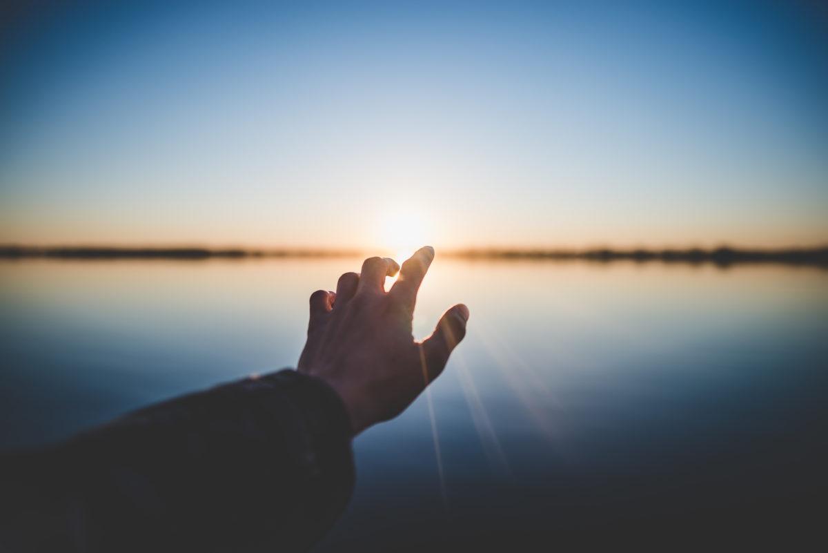god's psalm sunlight